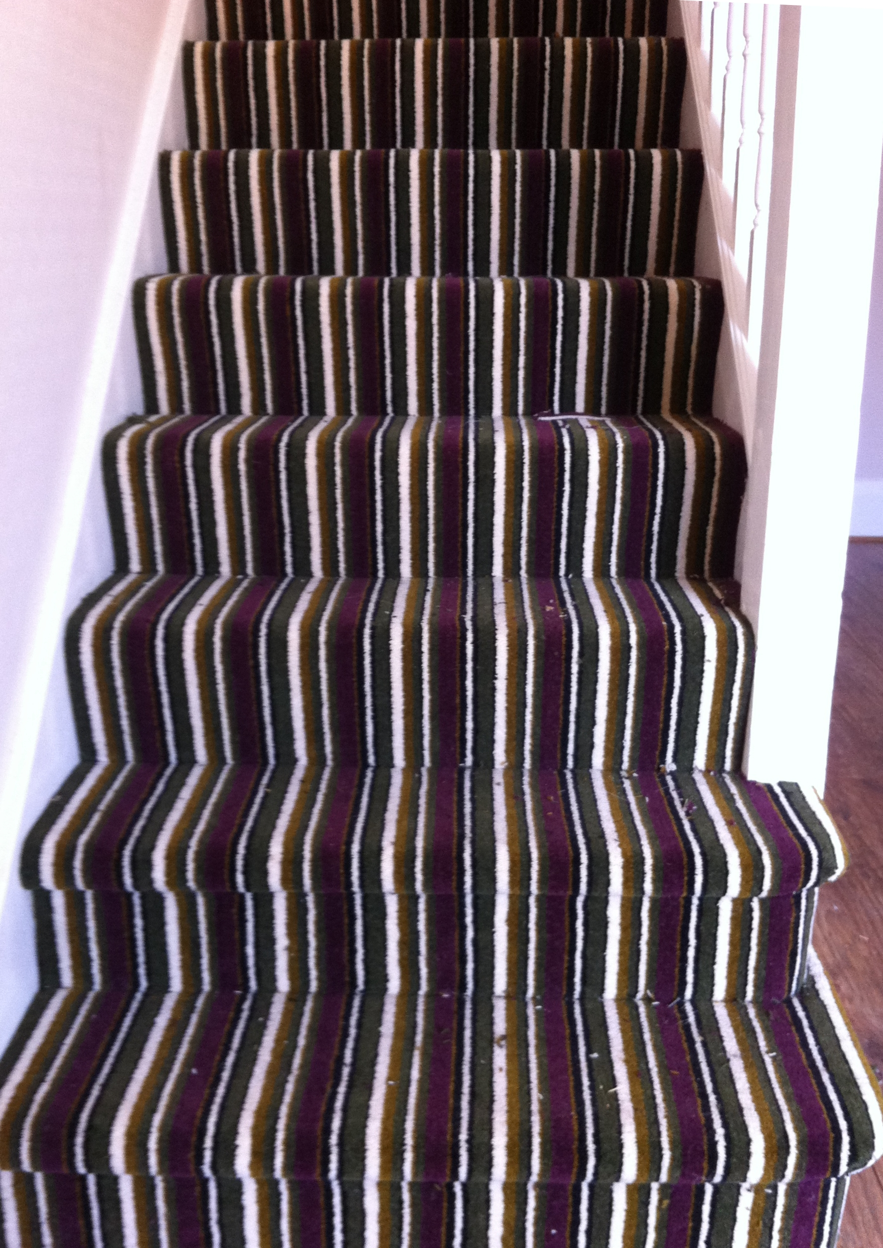 Artwork Stripe £27.99m | The Carpet Shop, North Shields
