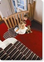 Wool Striped Carpets