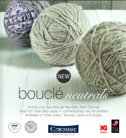 Boucle Neutrals Berber Carpet From Comar