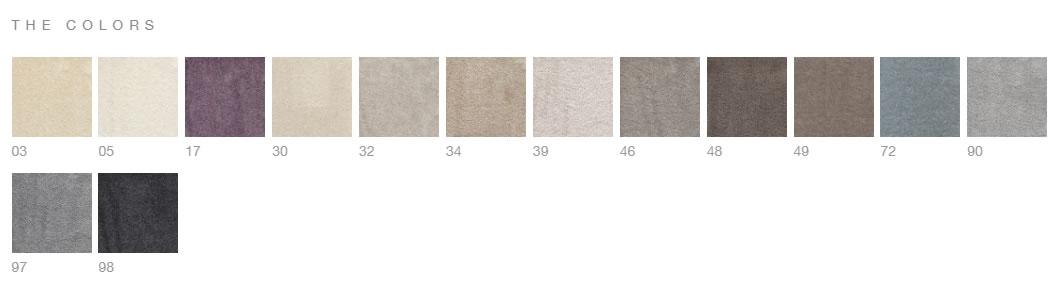 iSense Illusion Colour Range