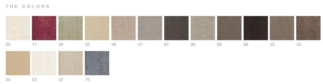 iSense Seduction Colours